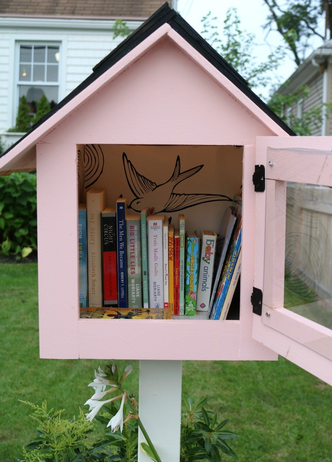 Our Free Little Library Little library, Little free