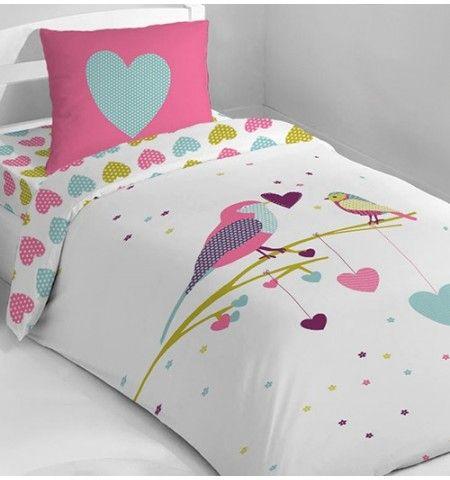 Parure De Lit Enfant Printemps Chambre Bebe D Amour Pinterest Rose