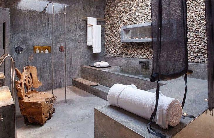 diseño cemento pulido - Buscar con Google   casa rustica   Pinterest ...