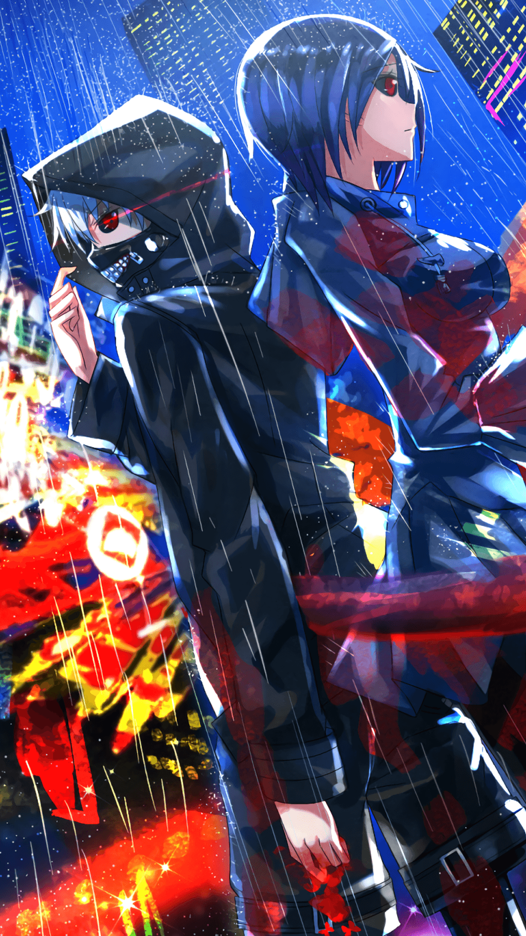 Tokyo Ghoul Background Picture ~ Japan Wallpapers Ideas in ...