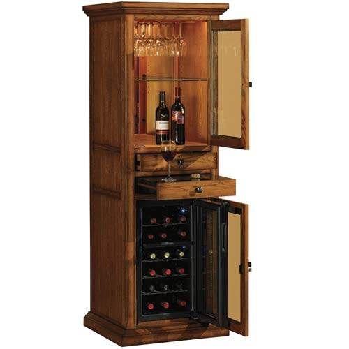Tresanti Meridian Wine Cooler Wine Storage Cabinets
