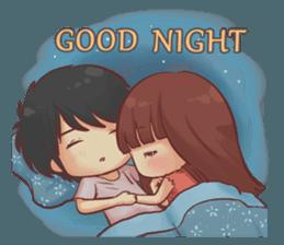 Special Happy Wedding Sticker 14143005 Happy Wedding Love Cartoon Couple Cute Love Cartoons