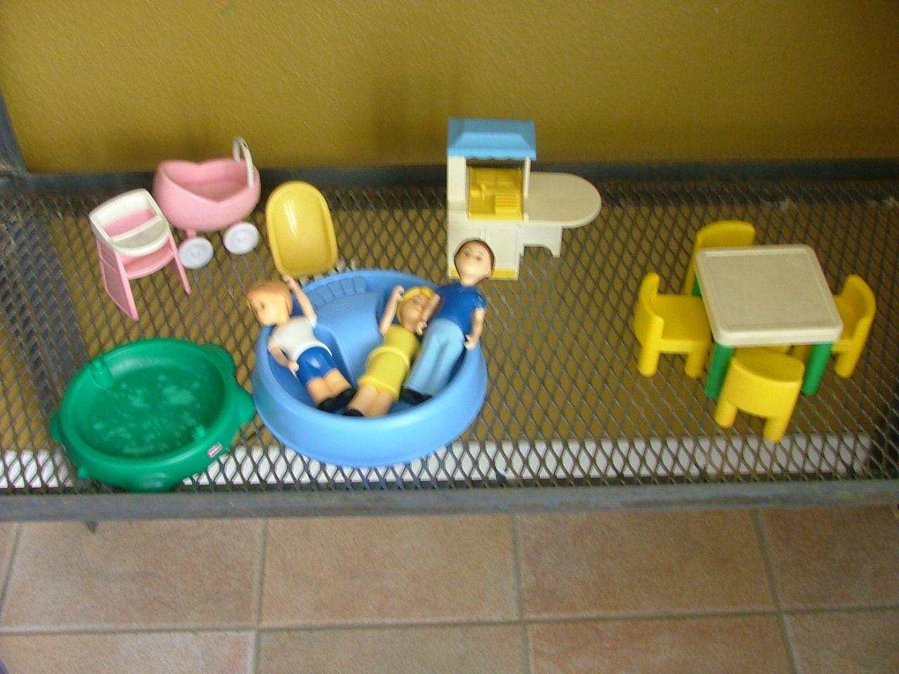 Cammie S Garage Little Tikeshouse Accessoriesdoll