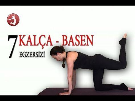 Kalça eritme hareketleri, HIZLI güzel kalça - egzersiz hareketleri videoları - Köprü - YouTube #pilatesworkoutvideos