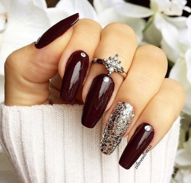 Gel Nails 2018 Trends Pretty 69 photosgel nail designs gallery spring 2018  nail trends spring 2018 nail colors nail trends winter 2018 nails 2018 w… - Gel Nails 2018 Trends Pretty 69 Photosgel Nail Designs Gallery