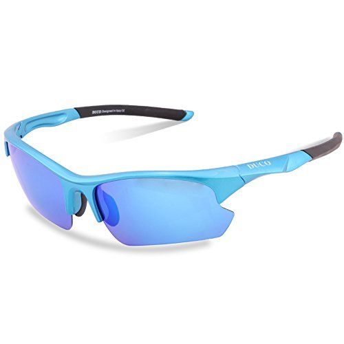 UK Golf Gear - Duco Polarized Sports Sunglasses for Golf Fishing ...