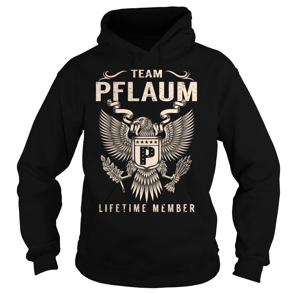 Team PFLAUM Lifetime Member - Last Name, Surname T-Shirt