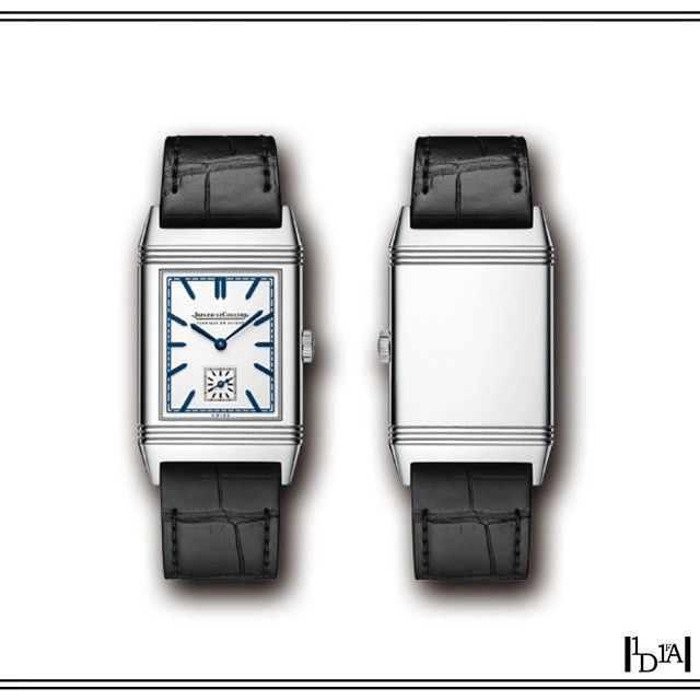 Splendor Uhren jaeger le coultre grande reverso ultra thin la montre réversible