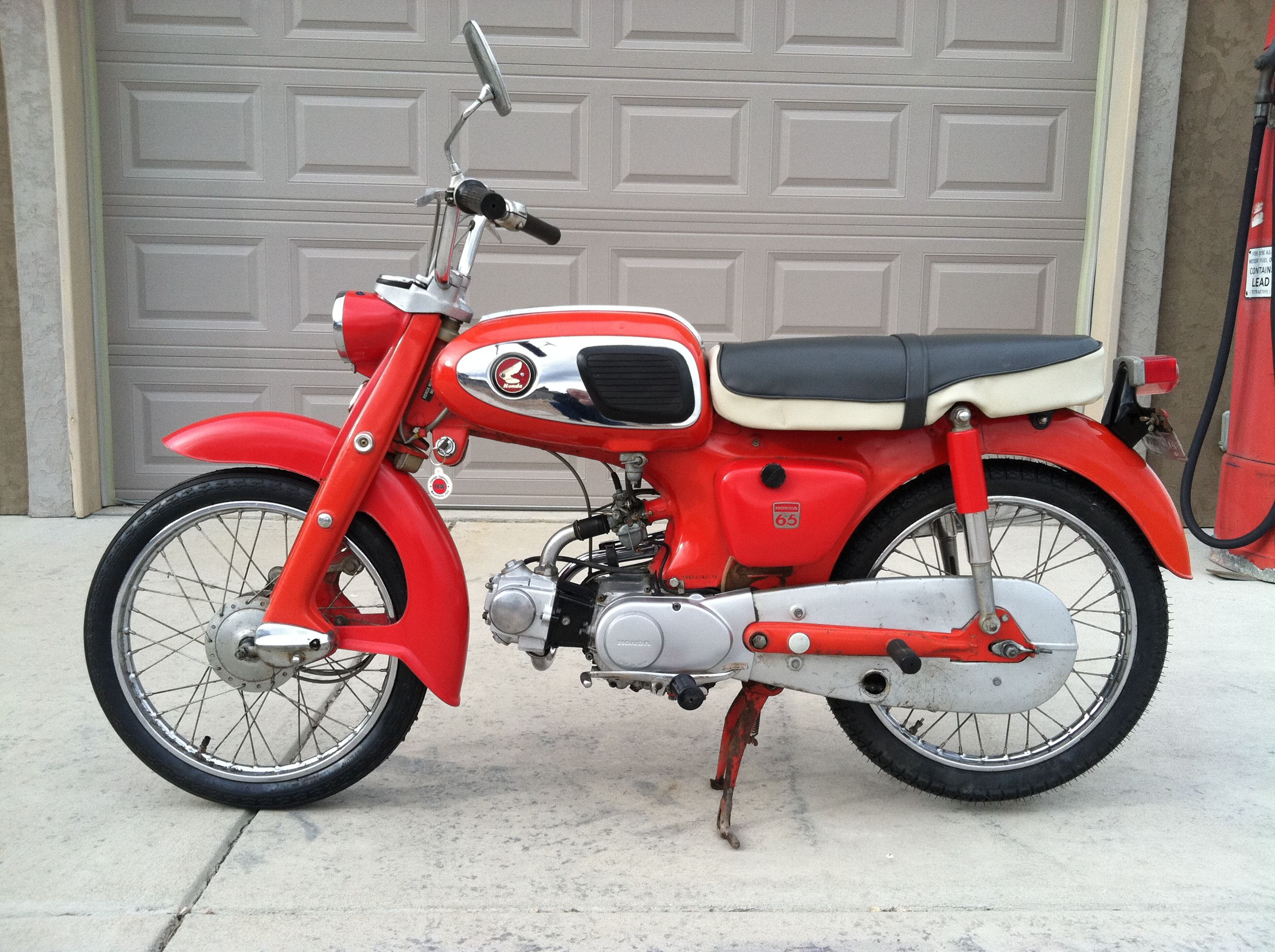 69 best vintage honda motorcycles images on pinterest | vintage