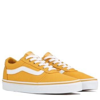 Mustard yellow vans, Yellow vans