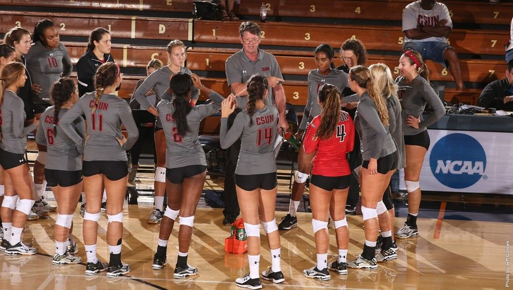 Csun Wvb 16 Women Volleyball Volleyball News Volleyball Team