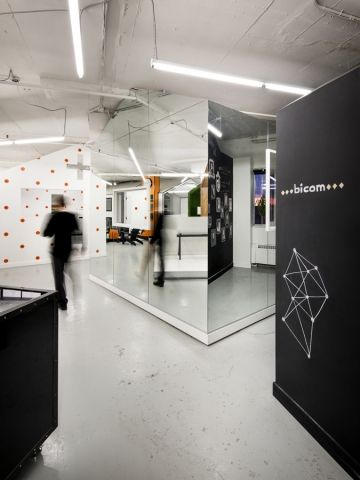 innovative ppb office design. BICOM By Jean De Lessard. Creative Office Innovative Ppb Design