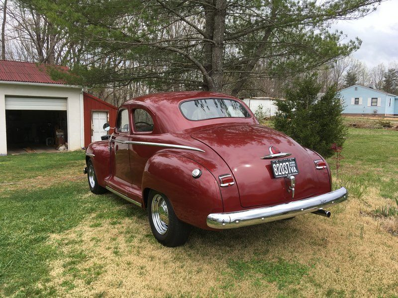 1948 Plymouth Special Deluxe For Sale in Rocky mt