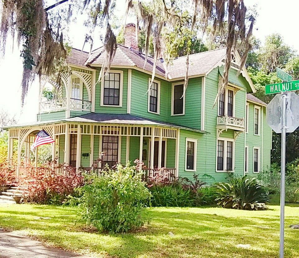 Pin by Carin on 9 Historic Florida Past and Present Clay