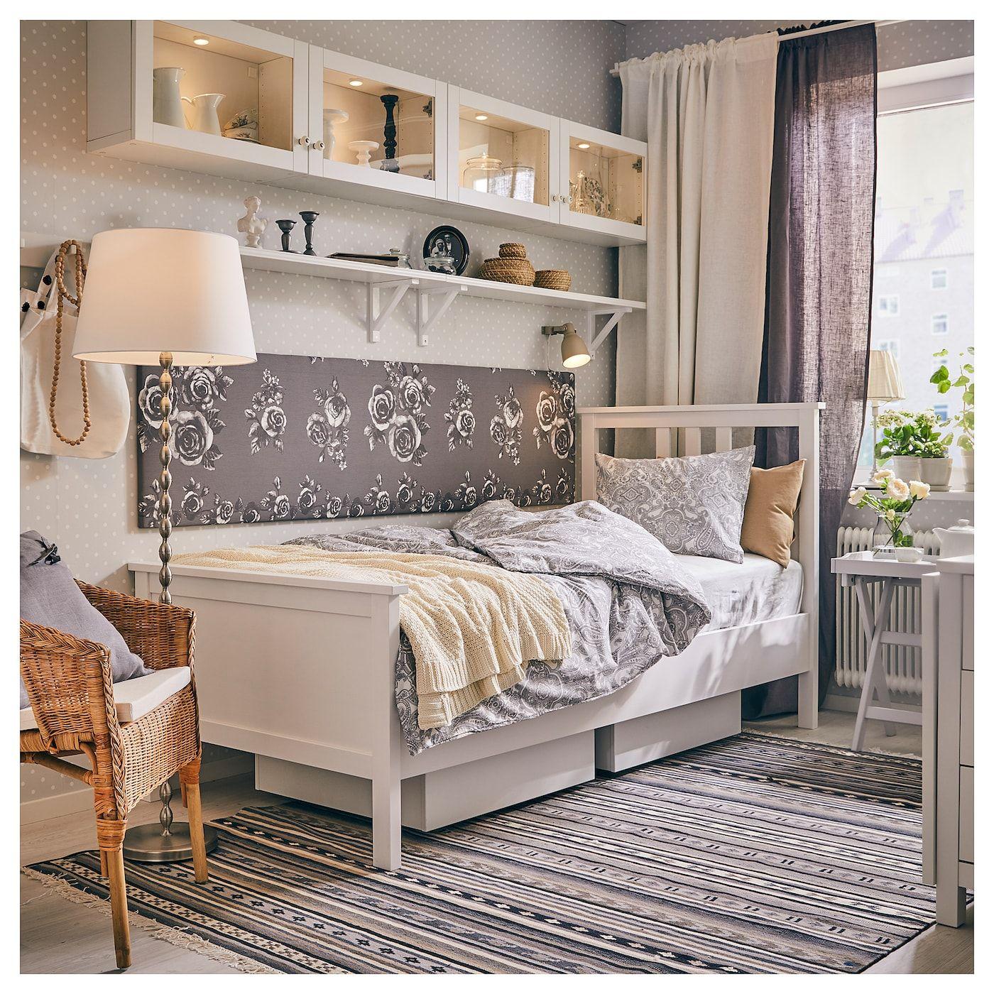 Hemnes Bettgestell Weiss Gebeizt Ikea Deutschland Hemnes Bed Bed Frame Ikea Hemnes Bed