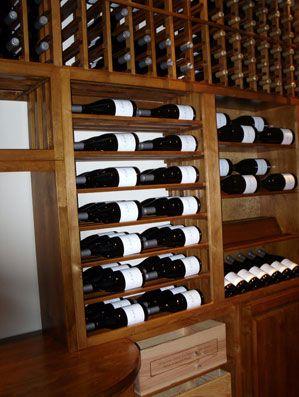 Custom Wine Cellars Santa Barbara California Sea Smoke Vineyard & Custom Wine Cellars Santa Barbara California Sea Smoke Vineyard ...