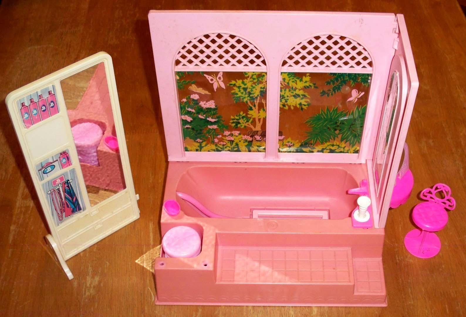 Barbie Bathtub