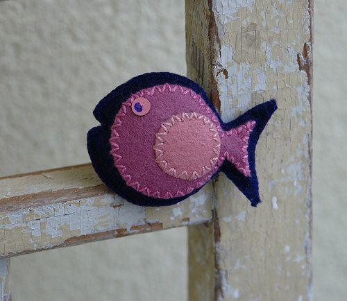 Rybička maličká