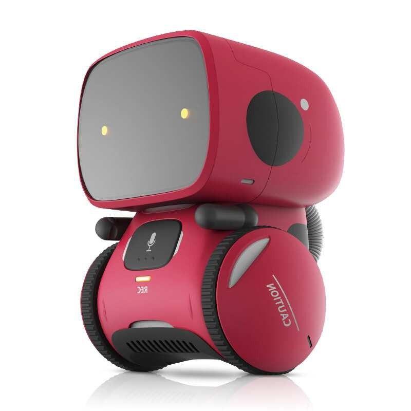 Voice Control Touch Sensing Smart Interactive Robot Educational