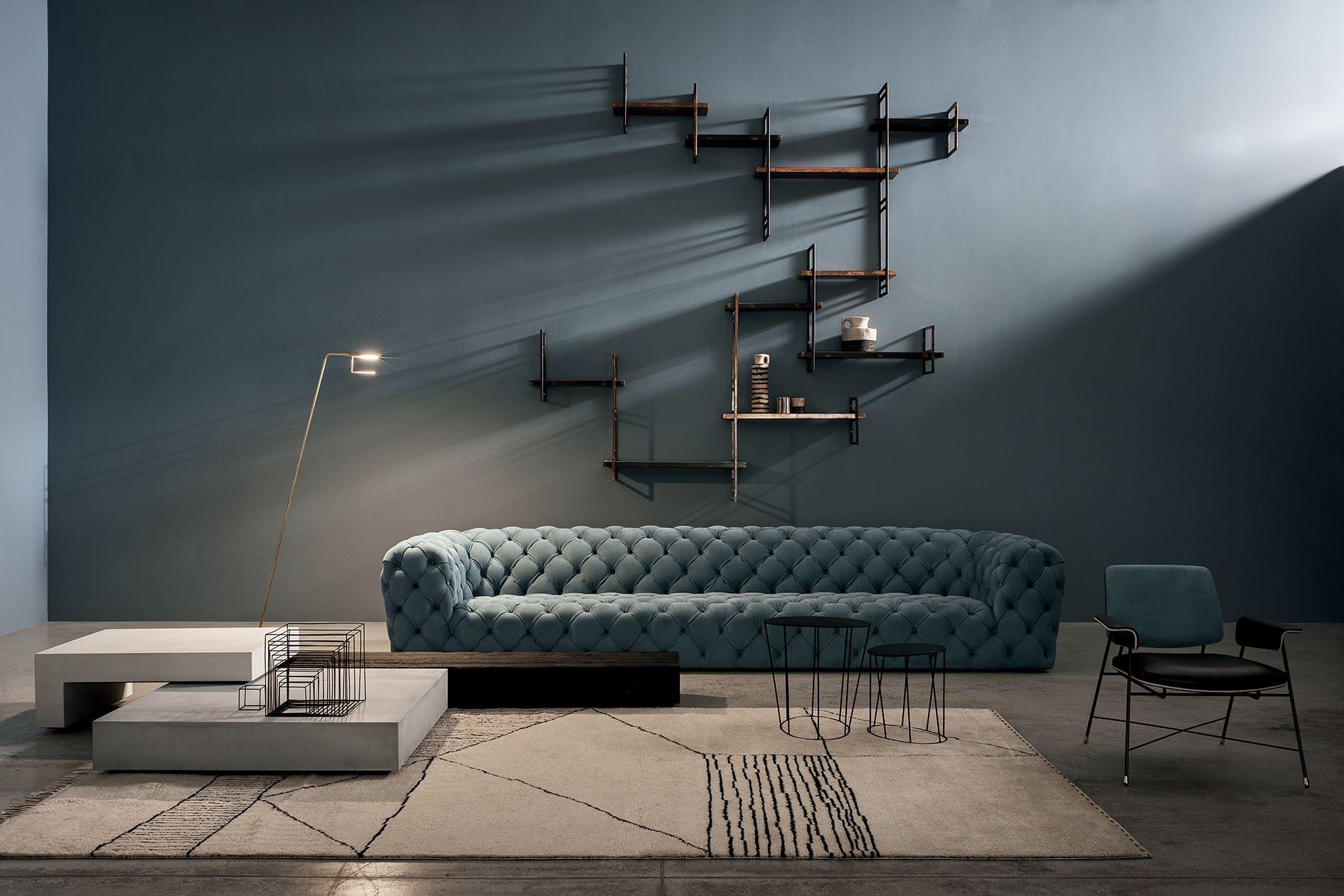 Sofa Chester Moon Italienisches Sofa Wohnzimmer Modern Sofa Design