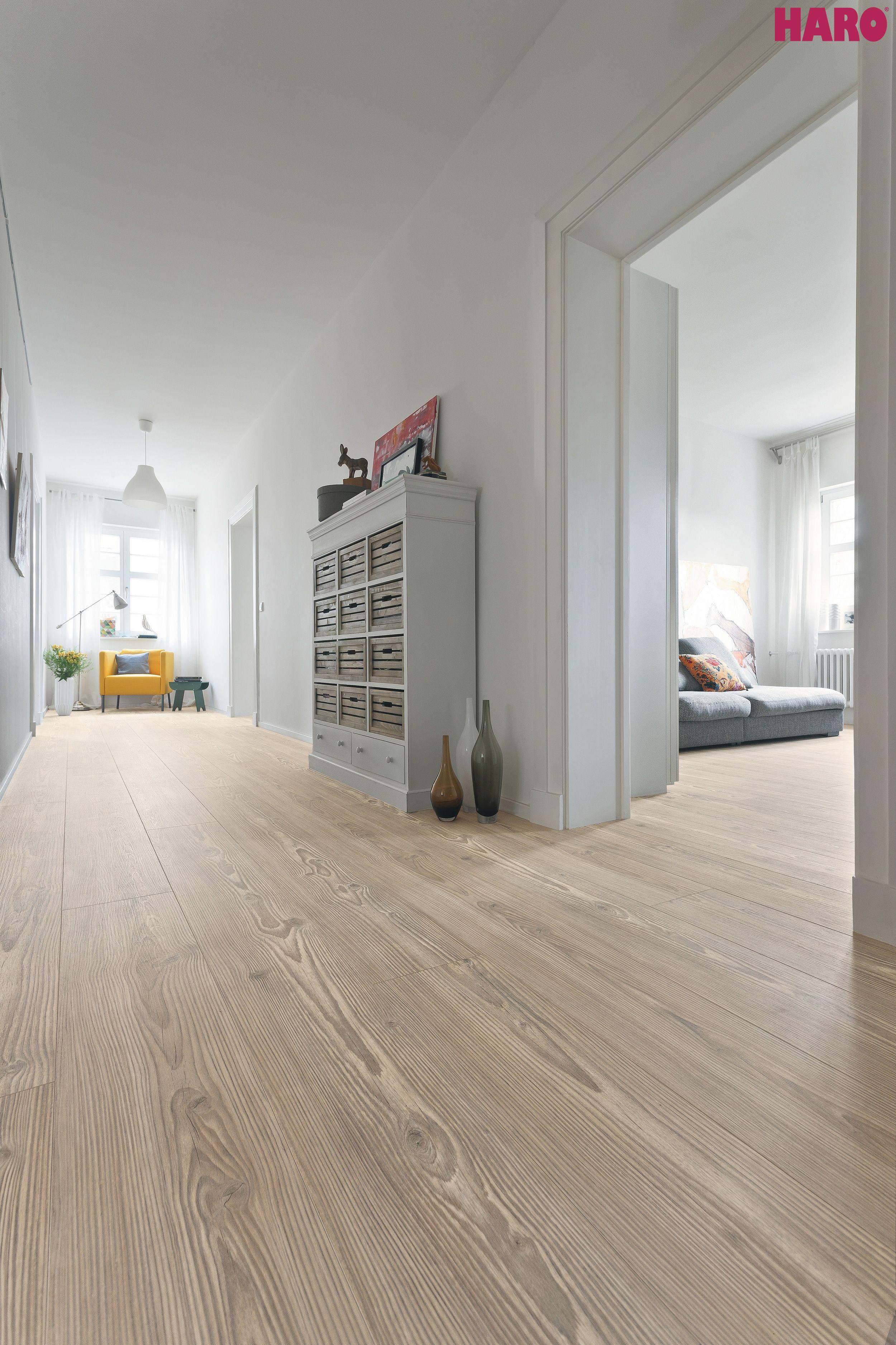 529908 Disano Classic By Haro Designboden Pinie Tessin Xl Landhausdiele Strukturiert Mit 4v Fase Haus Rund Ums Haus Und Landhausdiele
