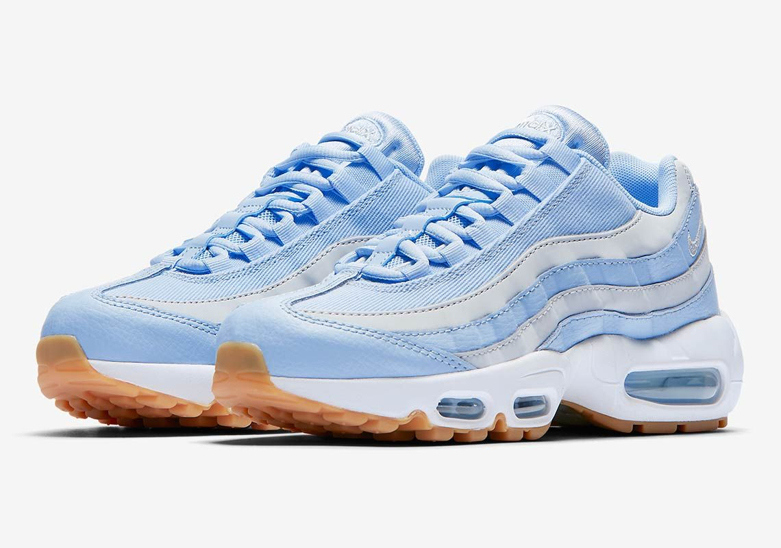 sports shoes d6b52 82d8d Nike Air Max 95 307960-403 Release Info | woo ! Style | Blue ...