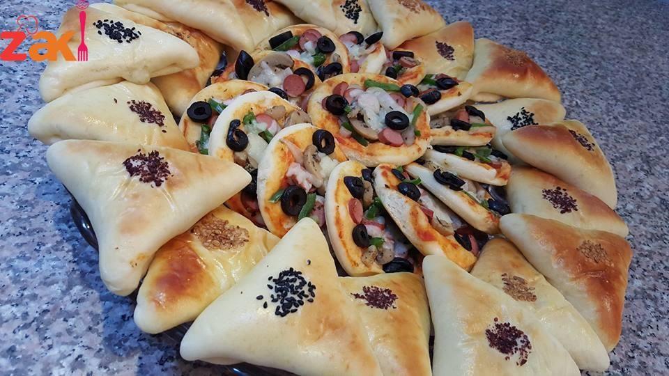 عجينة هشة لكافة انواع المعجنات زاكي Recipes Arabic Food Food