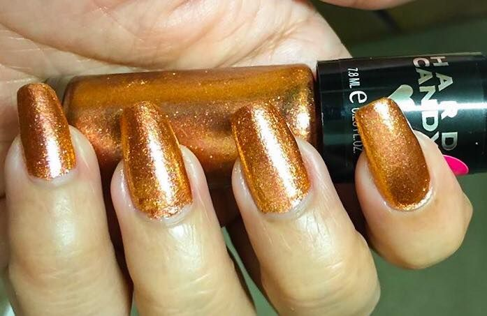 Hard Candy Nail Polish Walmart ~ Bronze Champion Swatches | Nail ...