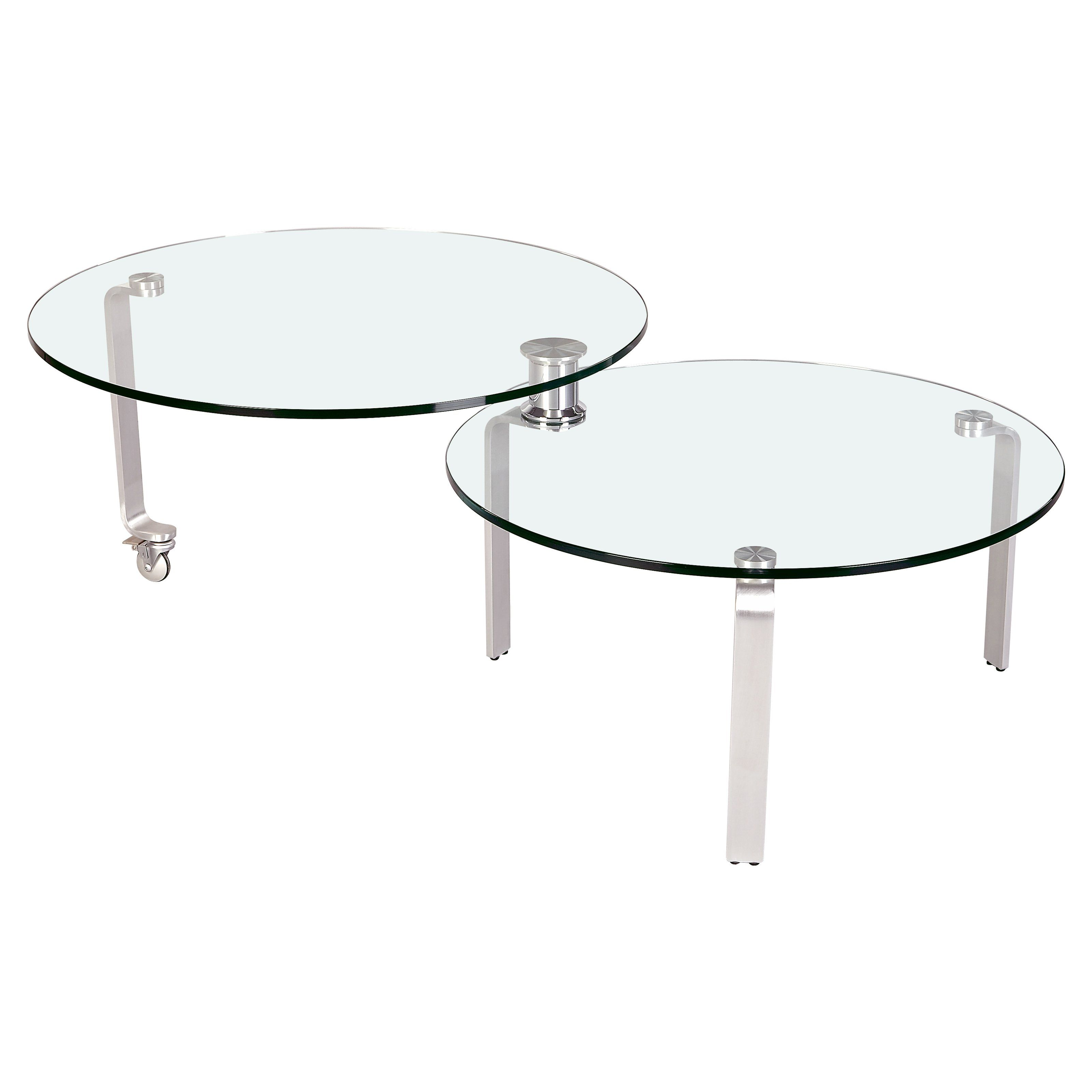 Chintaly Opal Motion Cocktail Table Working double time the