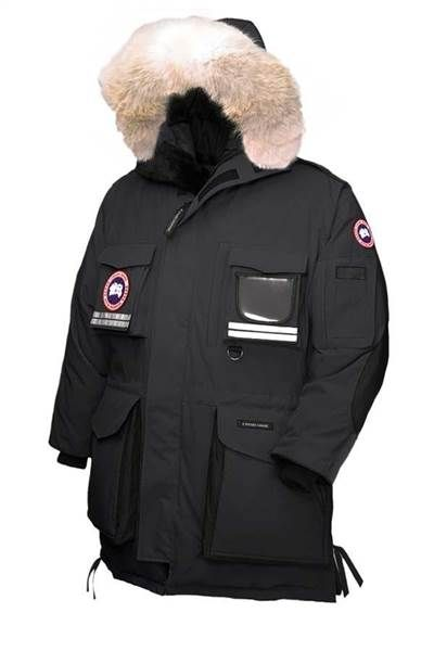 winter coats like canada goose