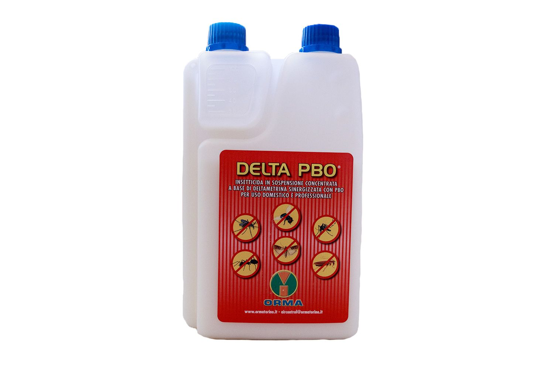 Delta Pbo Insektizid Konzentrierte Suspension Zur Insektenbekämpfung Stechmücken Fliegende Insekten Desinfektion