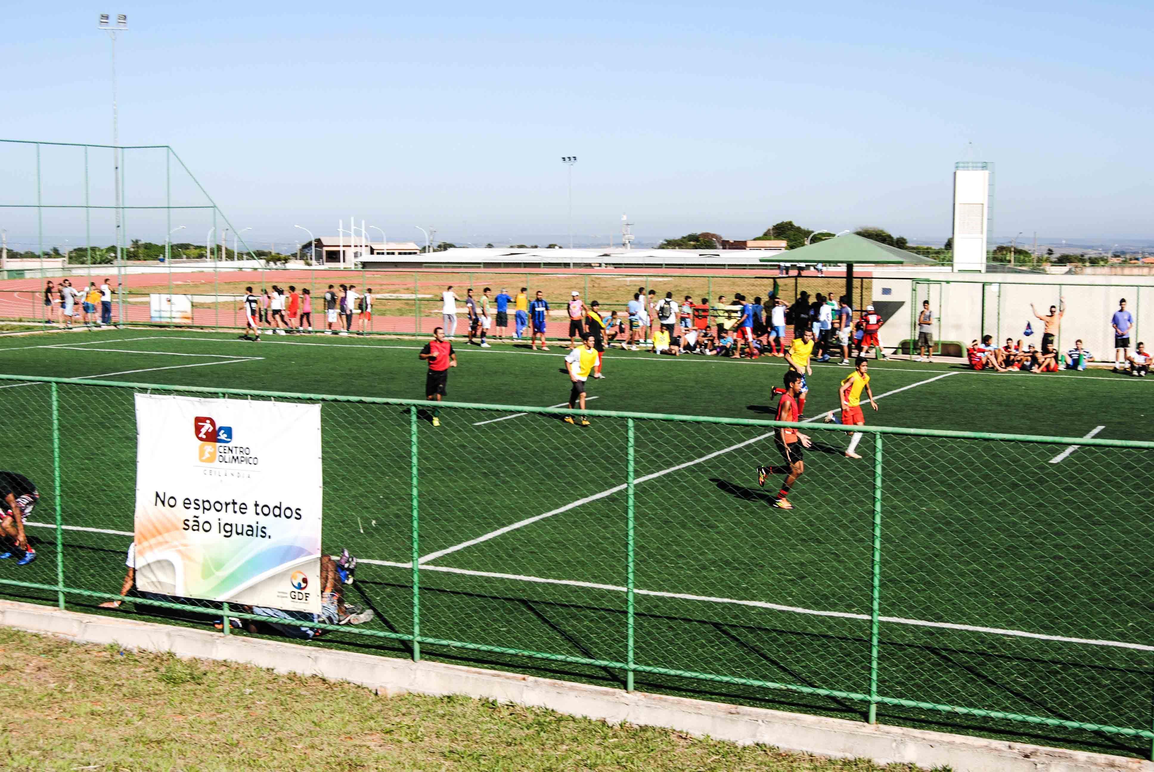 Centro Esportivo Do Sol Nascente Ceilandia Com Imagens