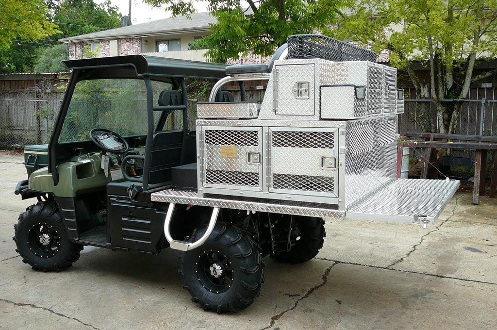 Texas Hunting Systems Quail Hunting Rigs 4x4 Todo Terreno