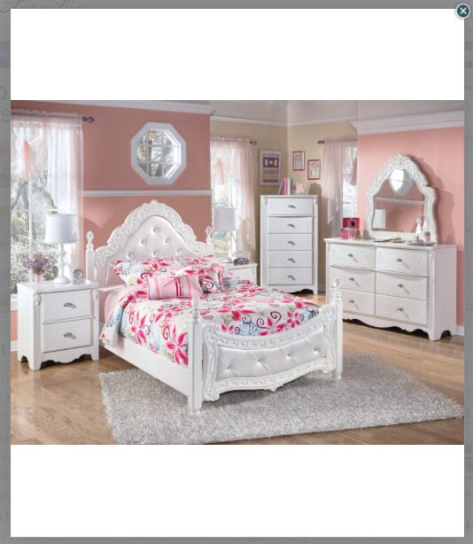 I Want This Bed For Brodiee Sooo Pretty Sleepy Hollow Furniture Full Size  Bed $?