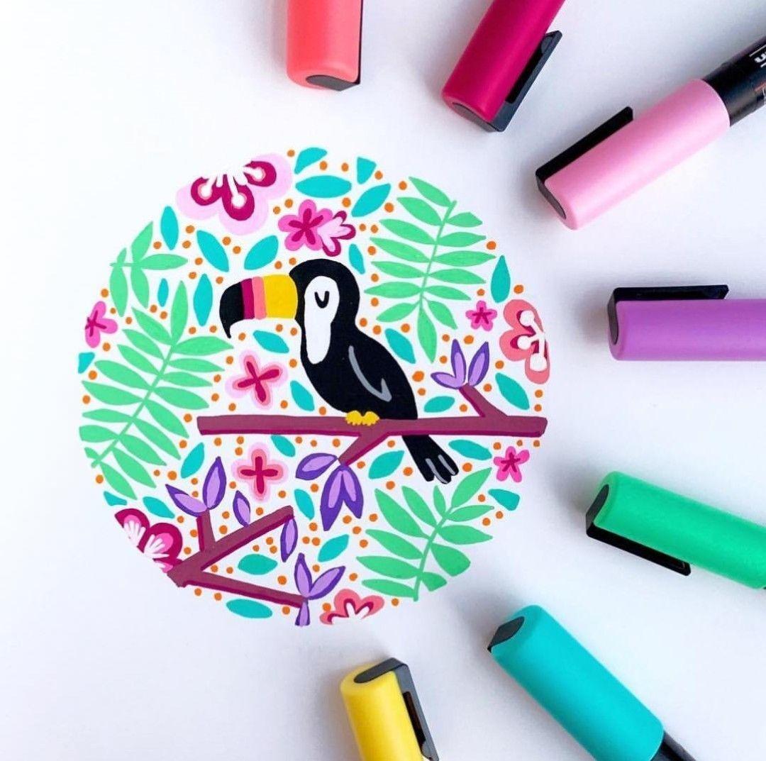 Pin De Gaby Garcia Delgadillo En Desenhos A Mao Dibujos Con Marcadores Arte Con Marcadores Dibujos Con Sharpie