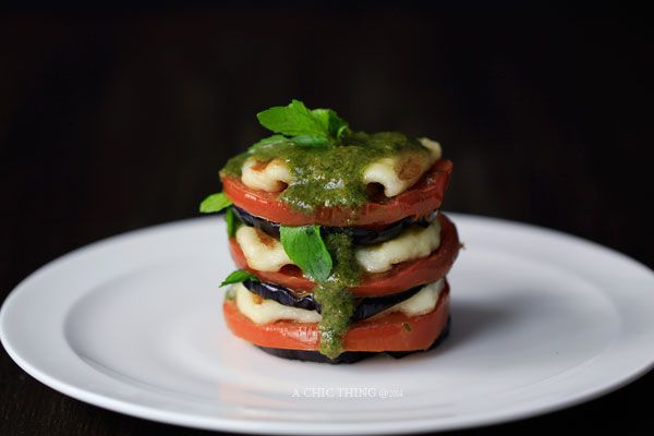 Grilled Eggplant And Halloumi Salad Watch Recipe On Youtube Https Www Youtube Com Watch V Gc 6tb86vs Recipes Food Halloumi