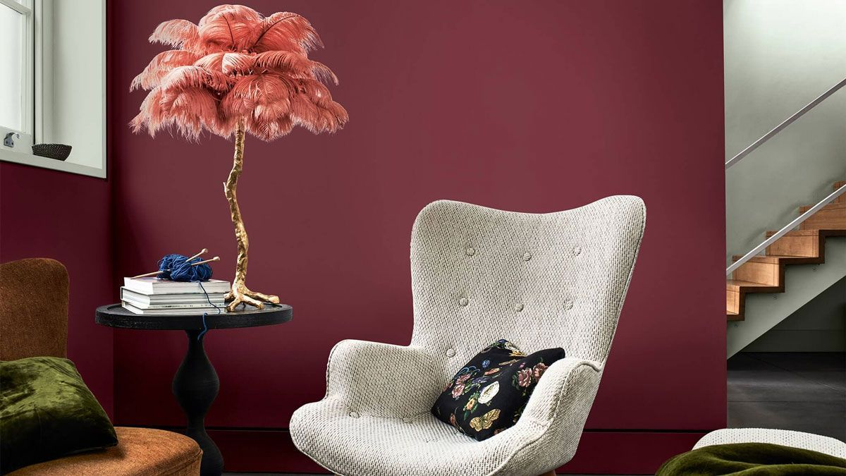 Dulux Colour Of The Year 2020 With Images Cozy Living Rooms