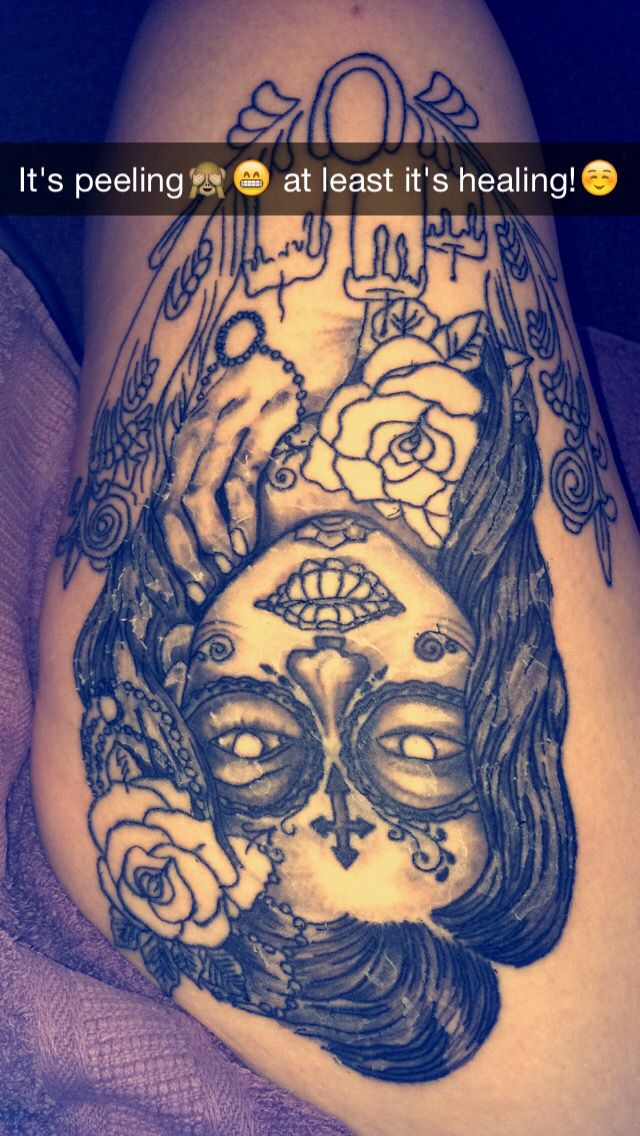 When Does A Tattoo Start Peeling