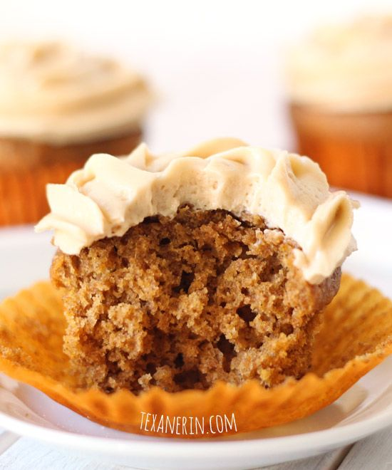 Pumpkin Cupcakes 100 Whole Grain But Incredibly Moist And Just
