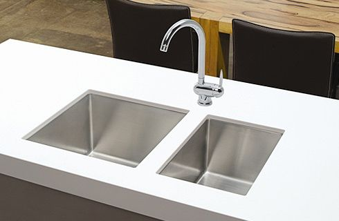 Professional Stainless Steel Double Bowl Undermount Sink Ks11