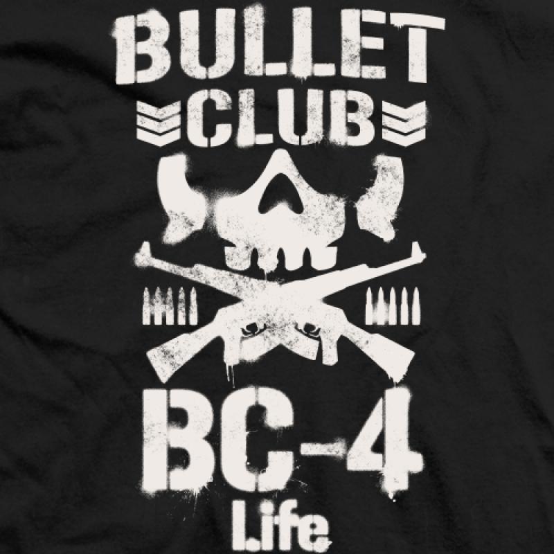 Bullet Club 4life Bullet Club Logo Club Njpw