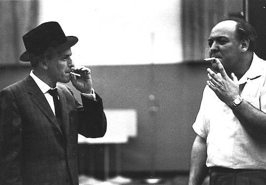 Frank Sinatra Frank Sinatra Sinatra Billy Mays