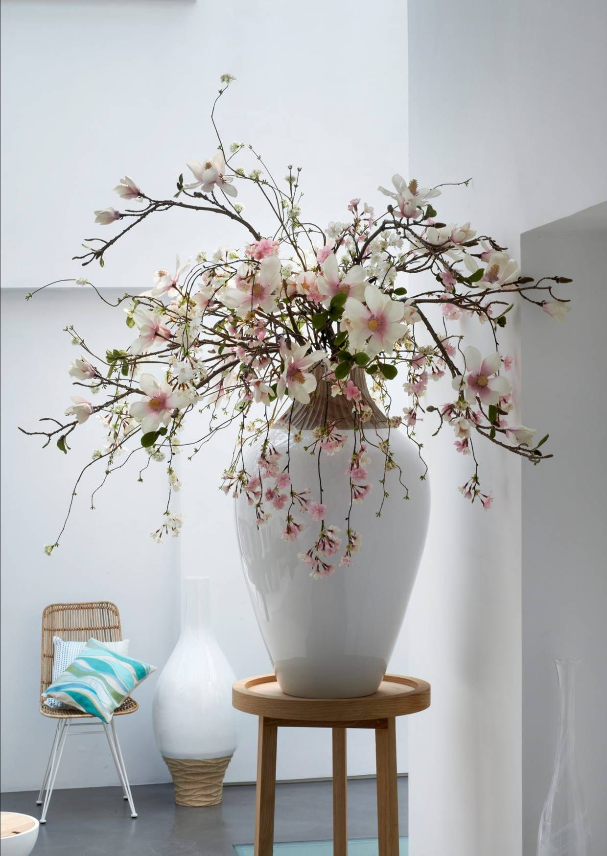 jarr n y flores de sia home fashion en tr bole tr bole. Black Bedroom Furniture Sets. Home Design Ideas