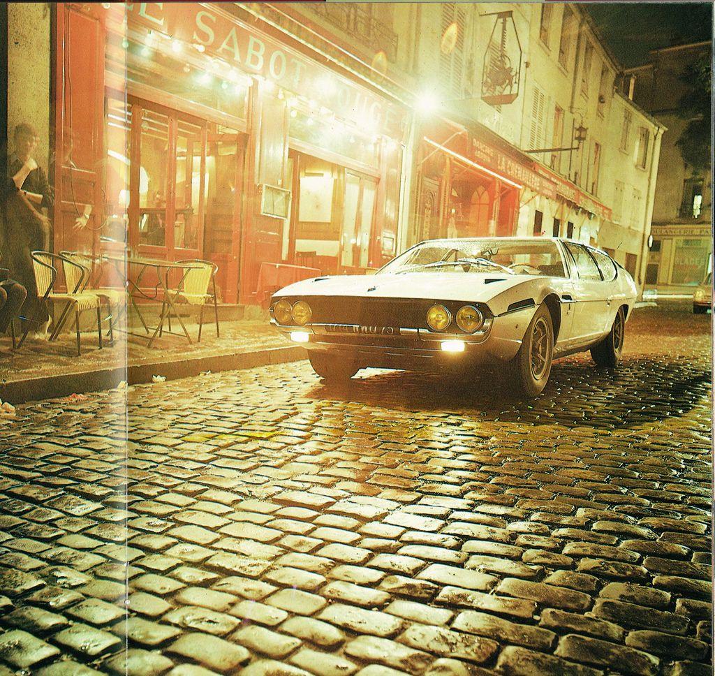 Some Shots from Lamborghini's History