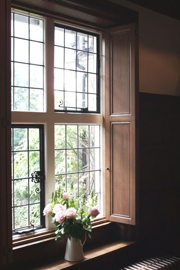 Elegant Solid Panel Shutters For Insulation Against Noise While They Offer  Near Blackout To Your Room