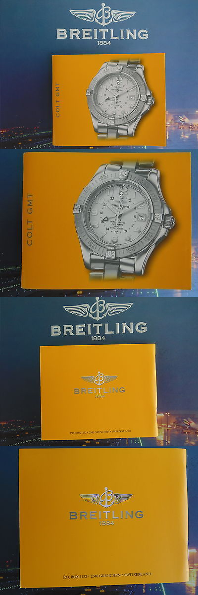 manuals and guides 93720 breitling colt 44 watch instruction rh pinterest co uk breitling colt automatic instruction manual Breitling Colt Quartz