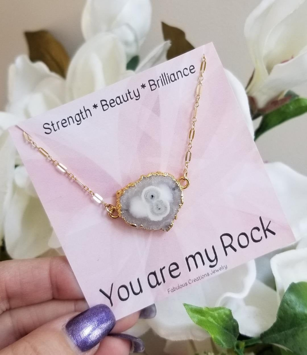 29++ You are my rock jewelry ideas