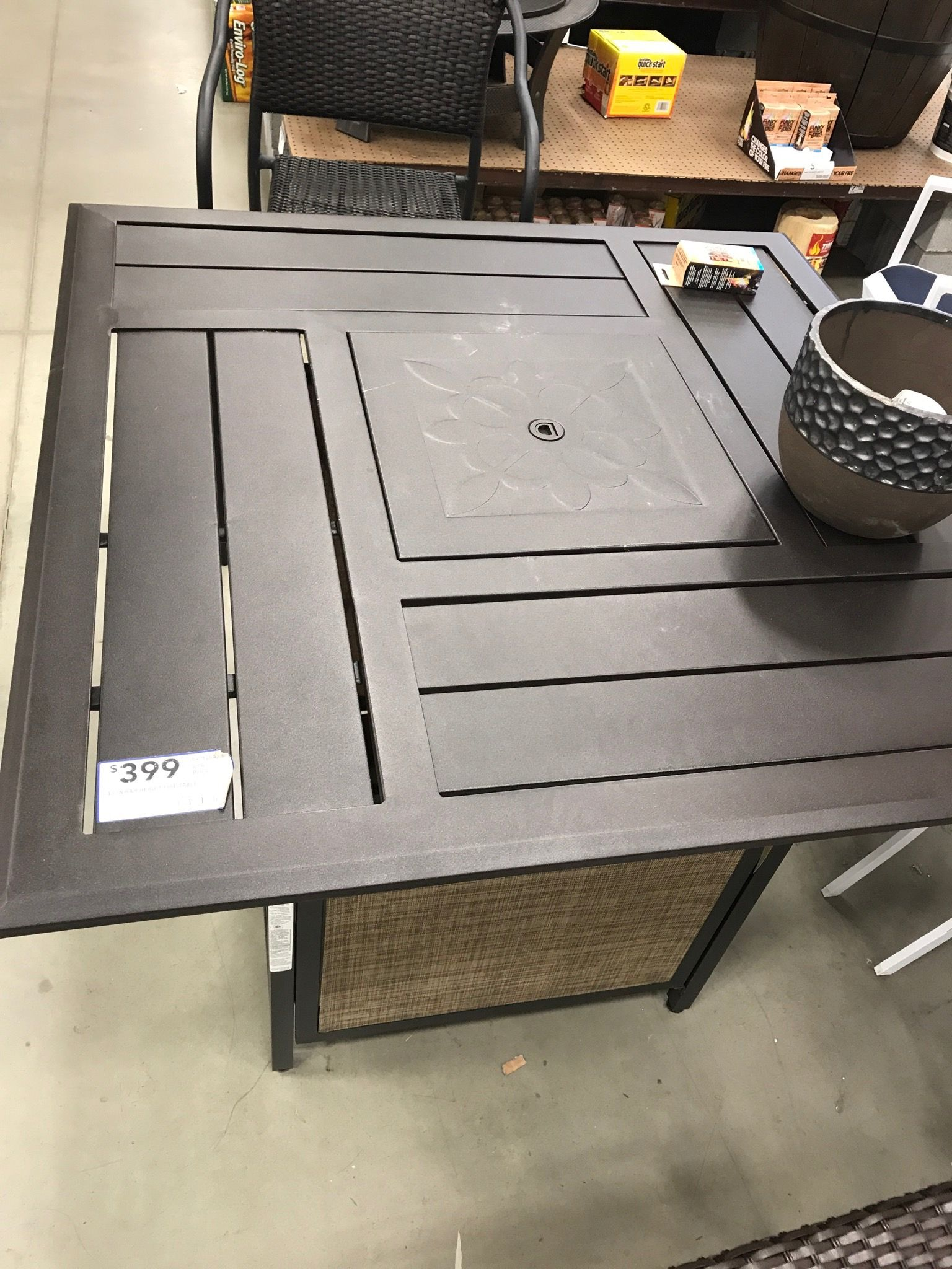 Lowes Fire Pit Table 399 Fire Pit Grate Table Fire Pit Table