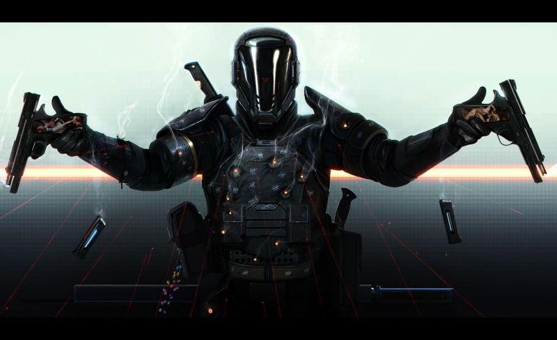 Re Loading Infinite Warfare Sci Fi Concept Art Concept Art