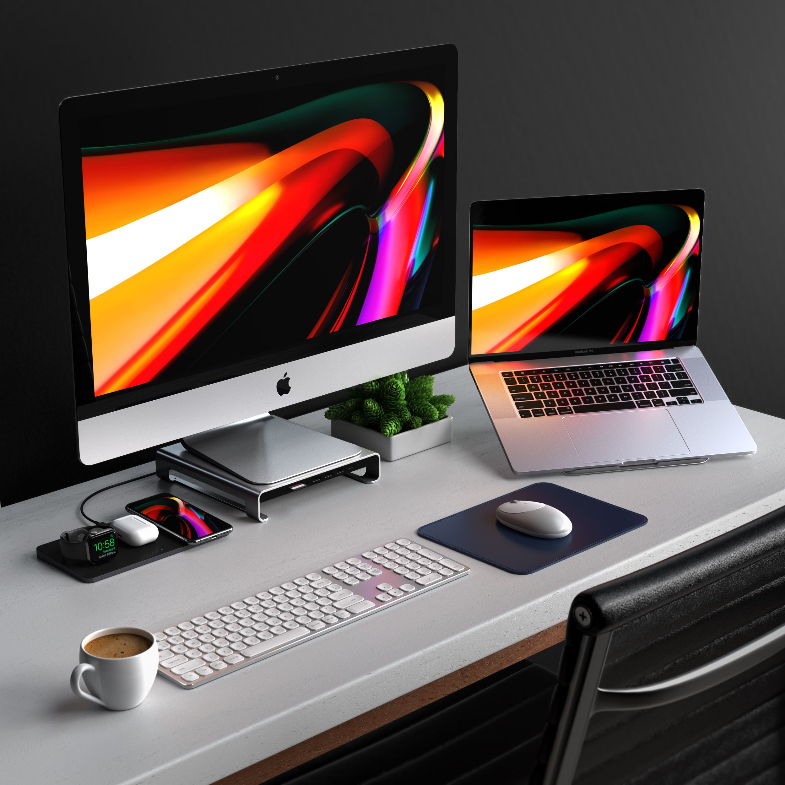 Productivity And A Clean Setup Go Hand In Hand 🤝 In 2020
